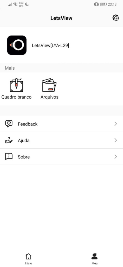 Android iPhone ecrã PC dispositivos