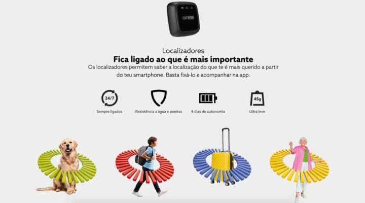 NOS lança tarifário por 2,99€/mês para alarmes e localizadores