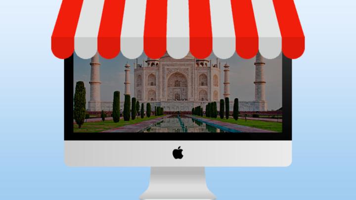 Apple vai lançar a sua primeira loja online na Índia