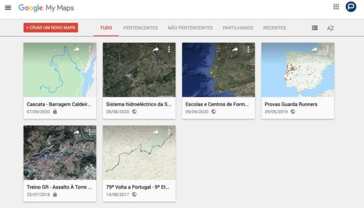 Aprenda a criar o seu próprio mapa no Google Maps