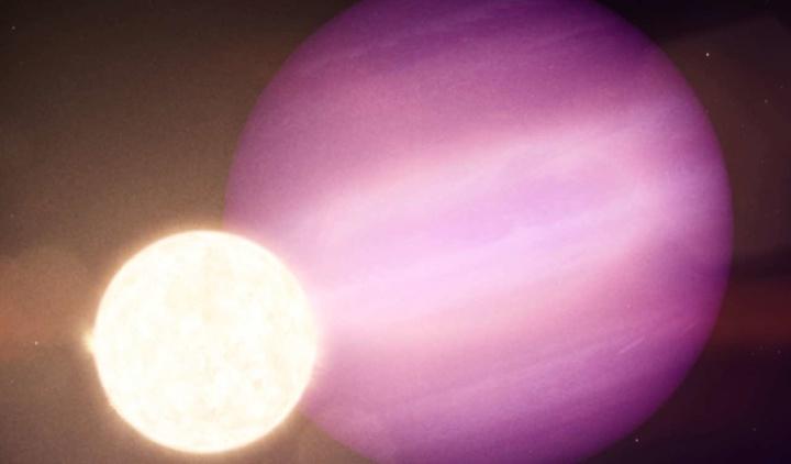 Foi detetado o primeiro planeta intacto próximo de uma estrela em fim de vida