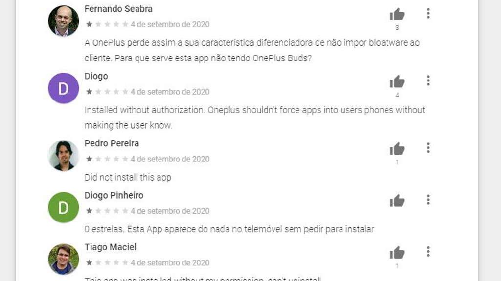 OnePlus Buds app furiosos smartphones
