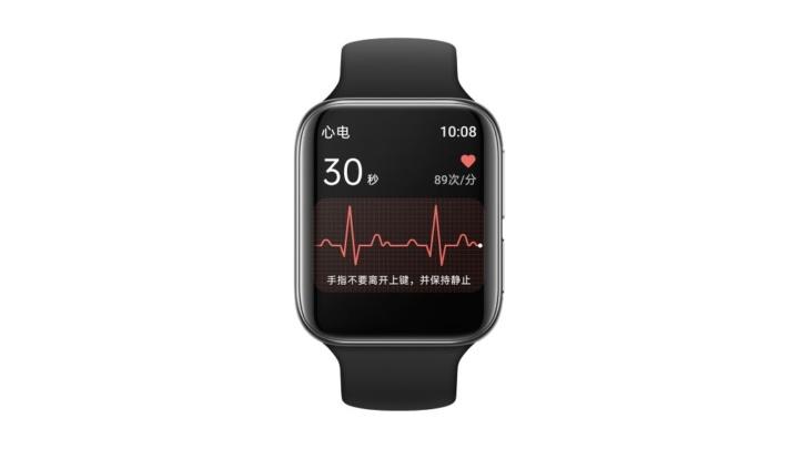 OPPO lança versão ECG do seu smartwatch OPPO Watch por cerca de 300 €