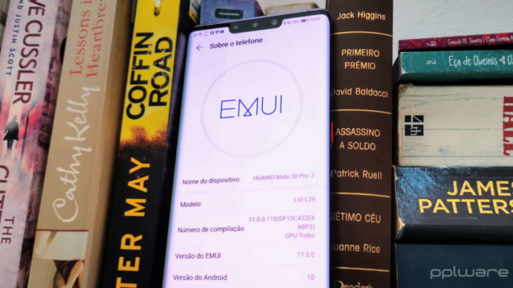 Huawei EMUI 11 smartphones Android interface