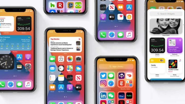 iOS 14 browser iPhone iPad Apple