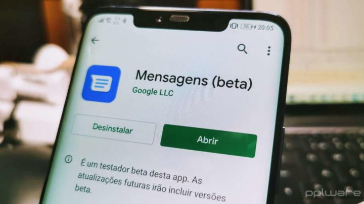 Mensagens Android Google preferidas RCS