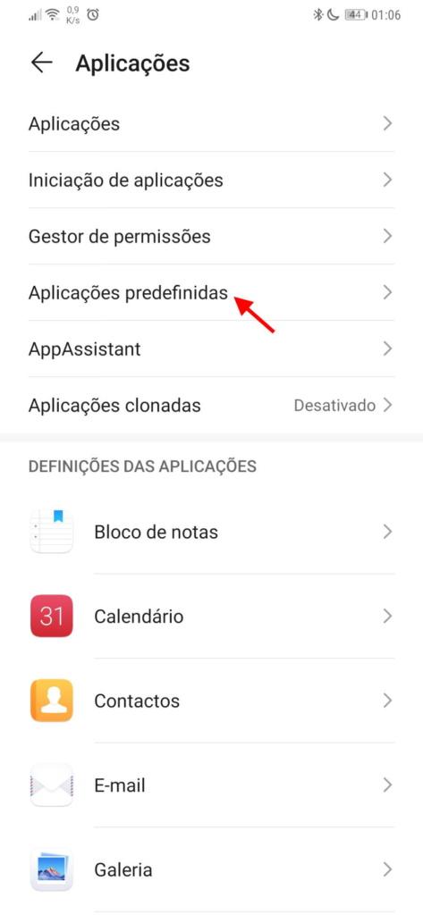 Android browser Google smartphone mudar