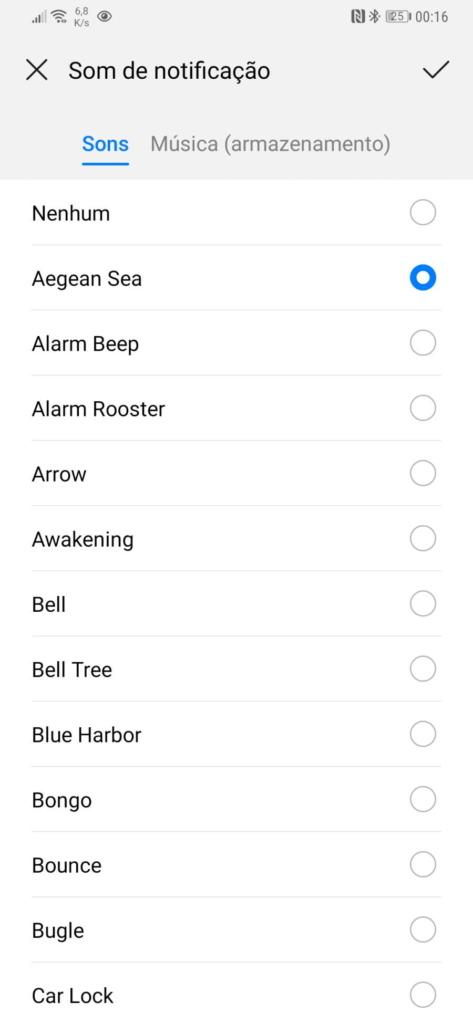 WhatsApp mensagens escreve smartphone toque