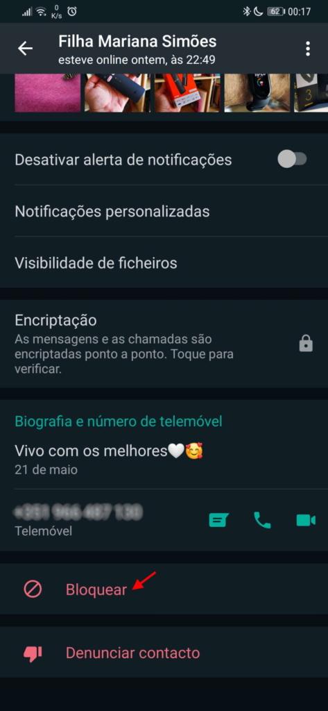 WhatsApp segurança dados privacidade utilizadores