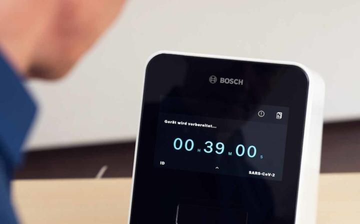 COVID-19: Teste PCR mais rápido do mundo com resultados em 39 minutos