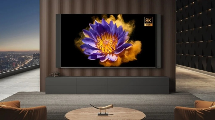 Mi TV LUX - Xiaomi lança novas smart TV 8K e 4K de 82