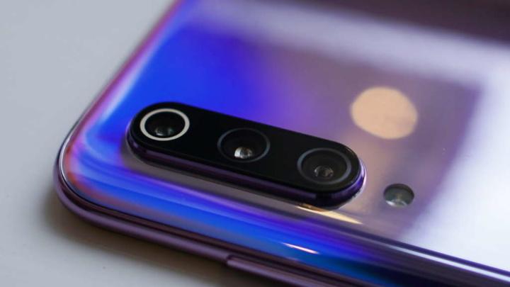 Xiaomi Saúde ritmo cardíaco câmara