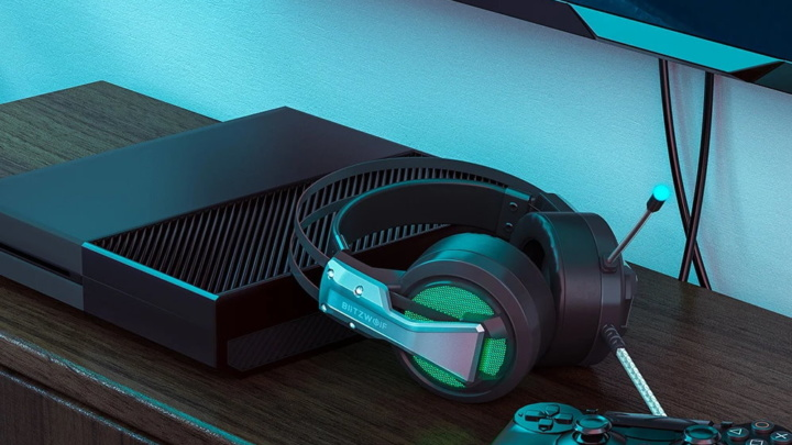 BlitzWolf BW-GH1 - headset gaming