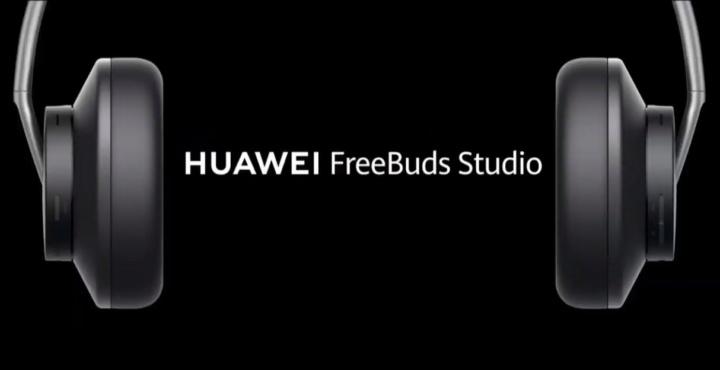Huawei FreeBuds Studio - Um design minimalista e cancelamento de ruído por 299 €