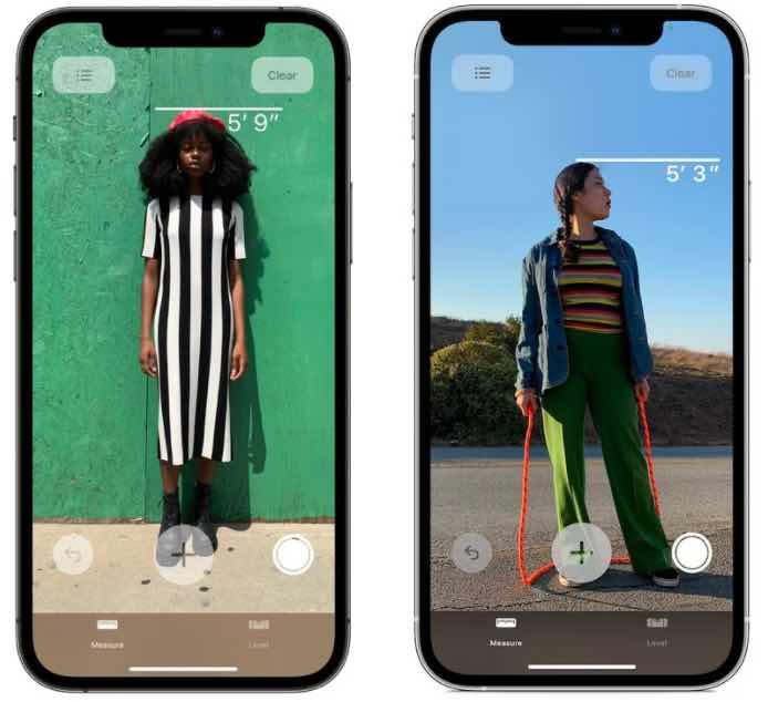 iPhone 12 Pro consegue saber a altura das pessoas! Saiba como...