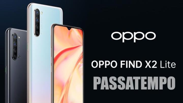 Passatempo: ganhe um smartphone OPPO Find X2 Lite