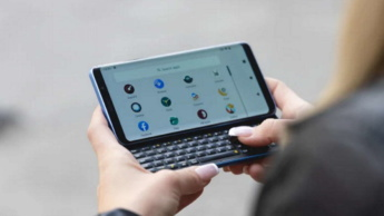 Pro1 X smartphone LineageOS QWERTY F(x)tec
