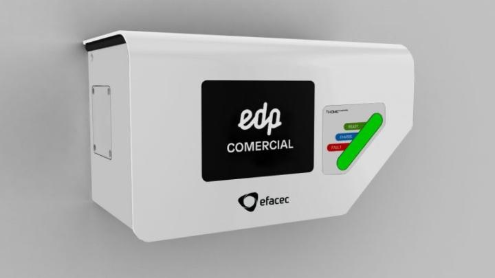 Wallbox: Solução da EDP para carregamento em casa do seu carro elétrico