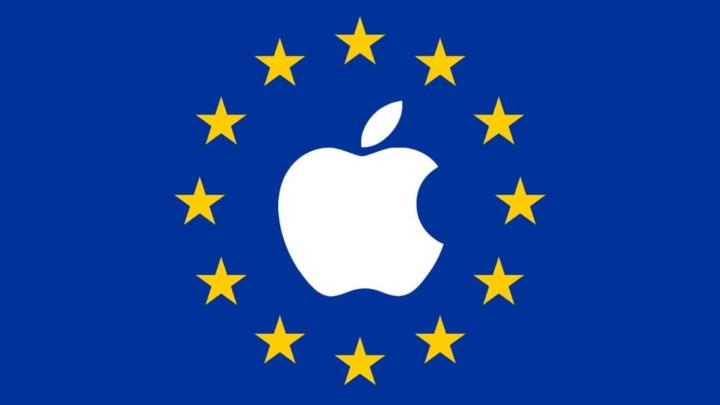 Imagem Apple versus Europa