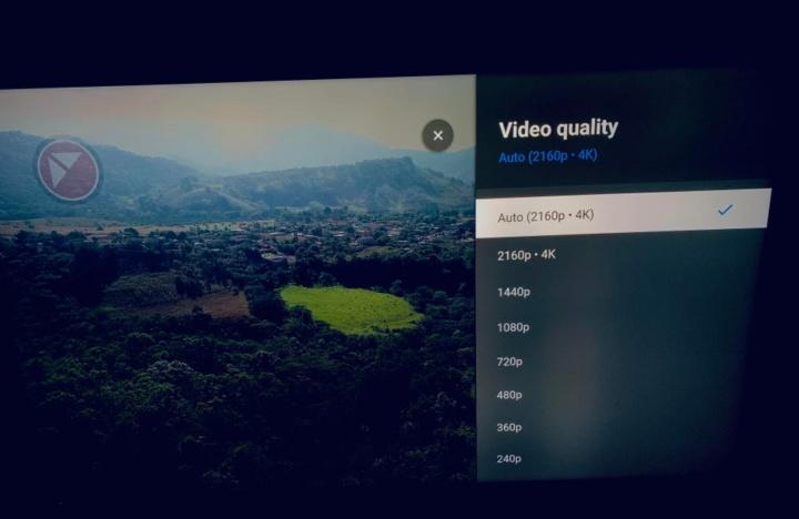 Imagem Reddit do YouTube 4K na Apple TV com tvOS 14.2