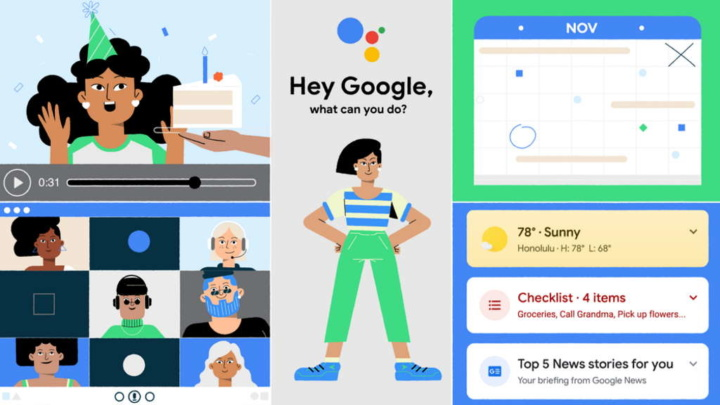 Google Assistente Android apps smartphone