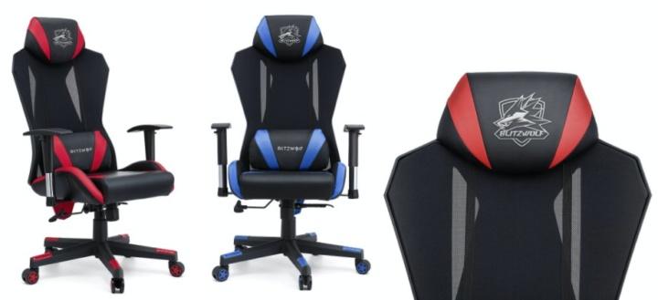 BlitzWolf BW-GC6 - cadeira gaming