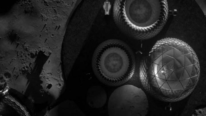Astronautas poderão alojar-se em casas impressas em 3D na Lua