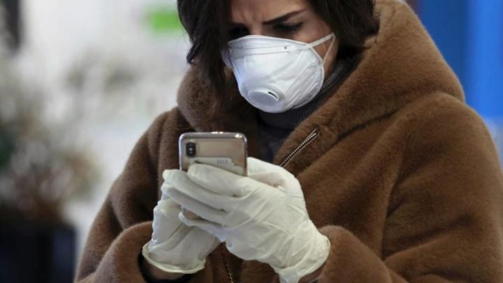 Coronavírus pode estar presente até 28 dias no ecrã de um smartphone