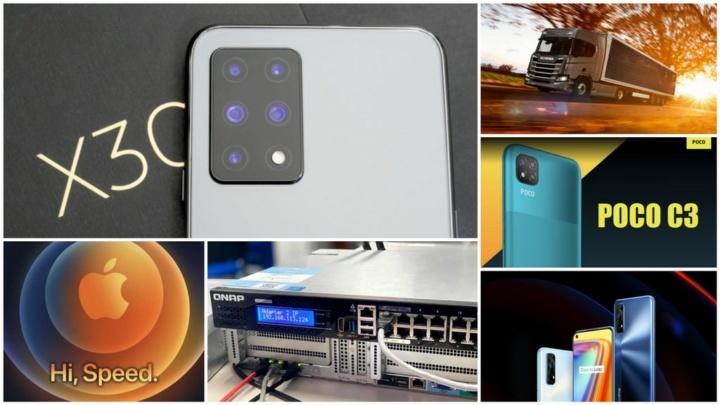 E os destaques tecnológicos da semana que passou foram... - OnePlus, Apple, Intel, Scania