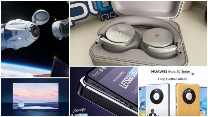 E os destaques tecnológicos da semana que passou foram... - Xiaomi, Samsung, Huawei, Bang & Olufsen