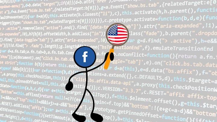 Facebook a controlar as eleições dos EUA