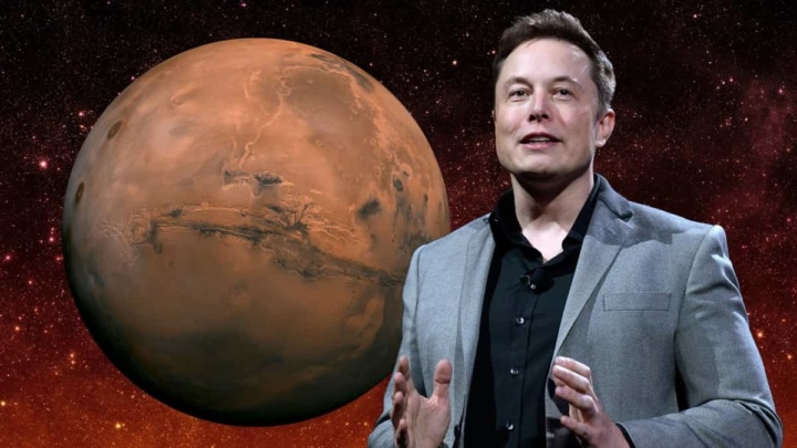 Elon Musk e Marte