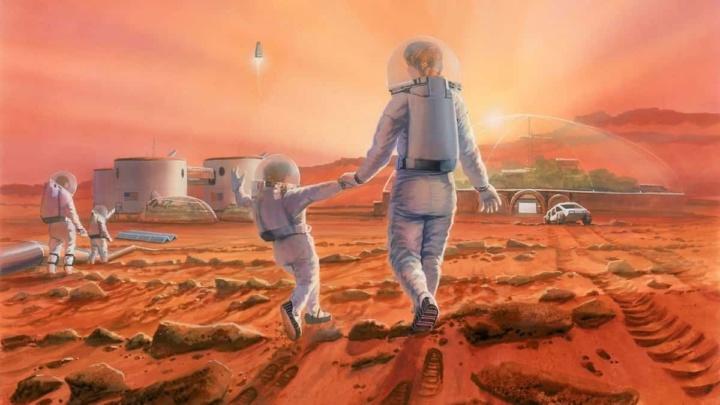 Colonização de Marte