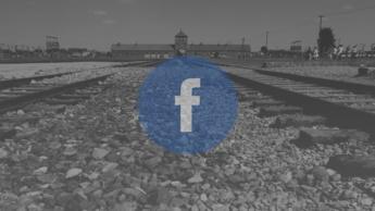 Facebook bane publicações que neguem o Holocausto.