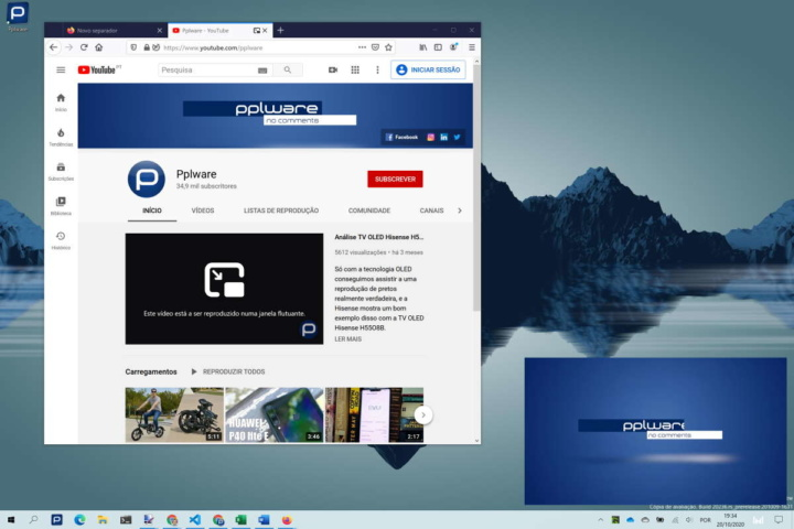 Firefox Mozilla browser novidades velocidade