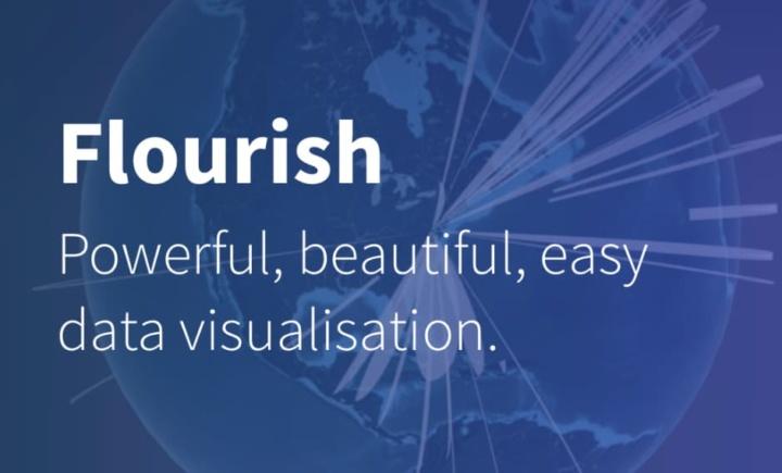 Flourish: Aprenda a criar em segundos um gráfico espetacular