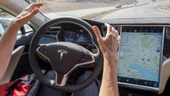 Condução autónoma da Tesla (Full Self-Driving))