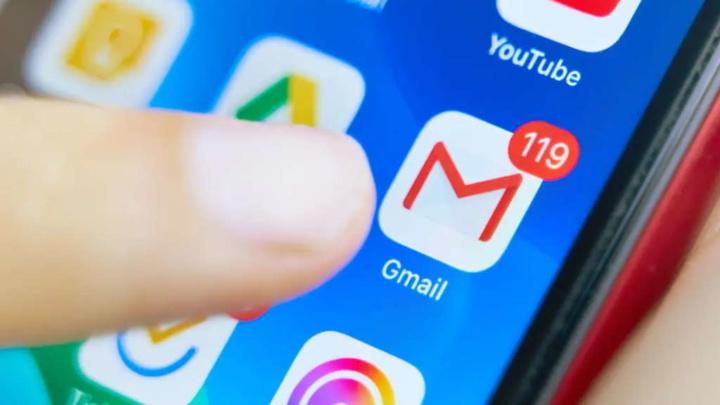 Gmail Google serviços dados