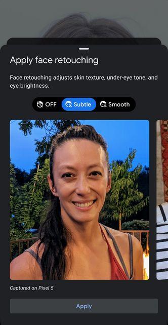 Retoque facial - O Google considera os filtros de beleza nas câmeras prejudiciais à saúde mental