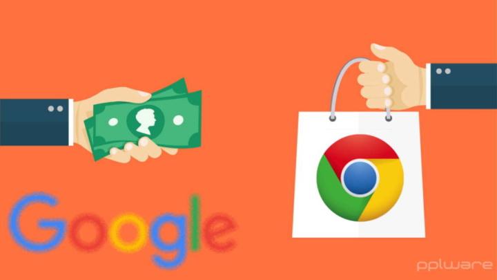 Chrome Google browser vender mercado