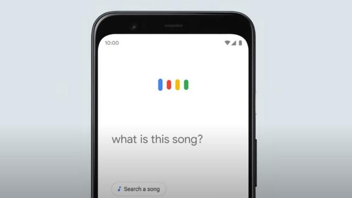 Google música cantarolar assobiar smartphone