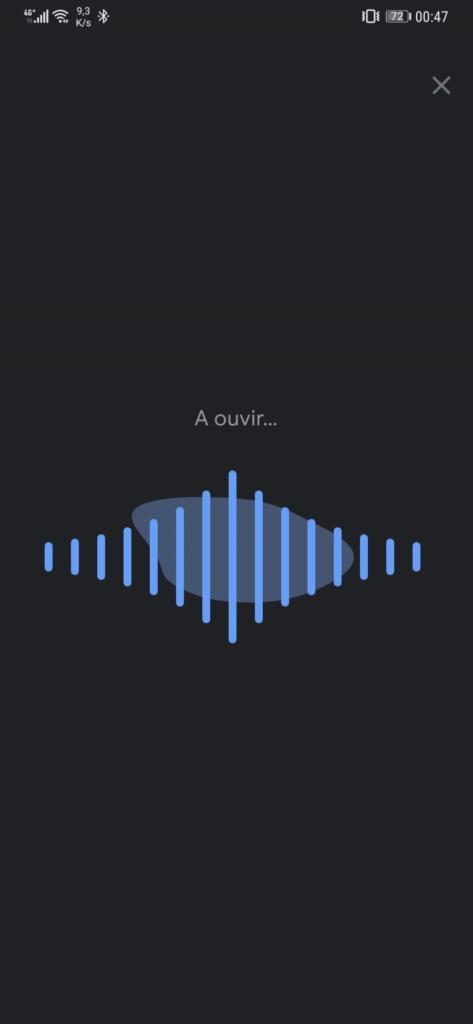 Google music humming whistle smartphone