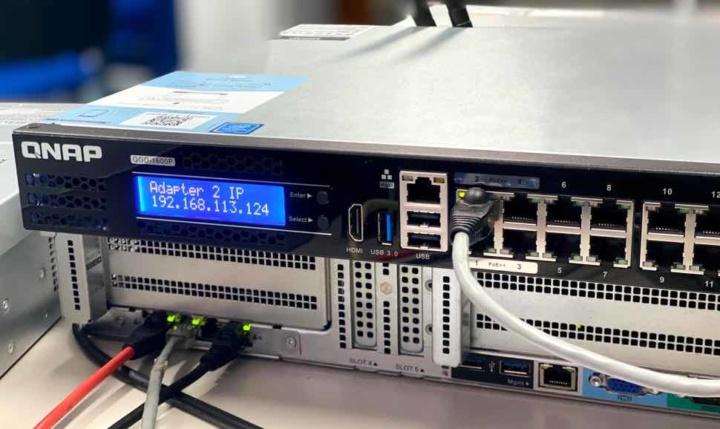 """QNAP Guardian QGD-1600P: O que """"esconde"""" a interface?"""