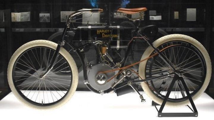 Seria Number One da Harley Davidson