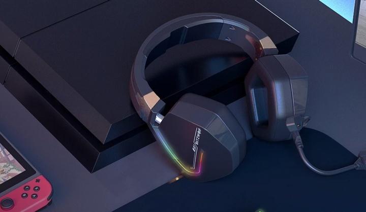 BlitzWolf BW-GH2 - headset gaming