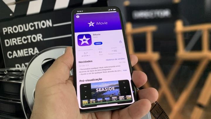 Apple adiciona suporte HDR ao iMovie e aumenta as potencialidades do iPhone 12