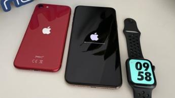 Imagem iOs 14.1 no iPhone