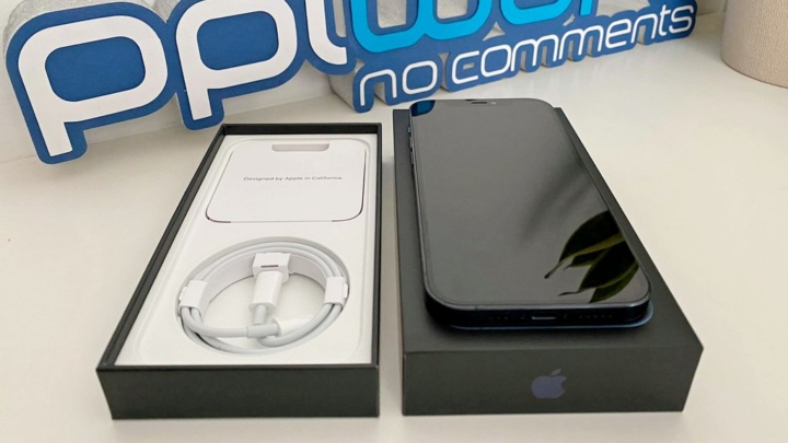 Caixa do Apple iPhone 12 Pro
