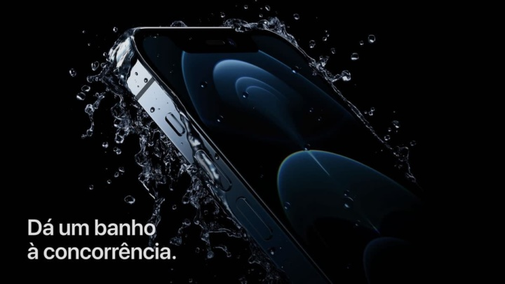 Imagem iPhone 12 vendido em Taiwan