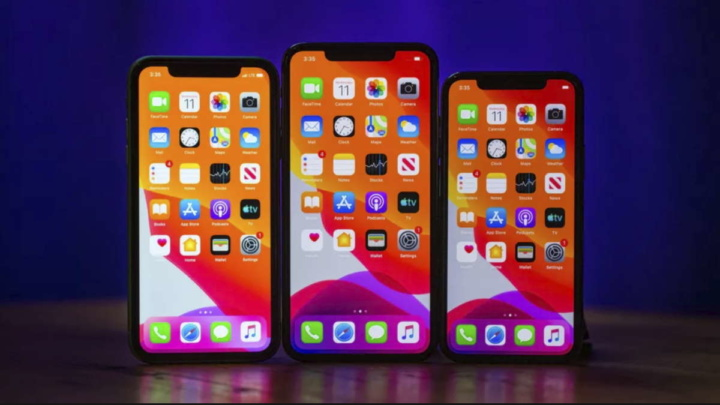 iPhones Apple smartphone vendas unidades